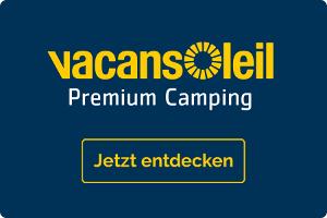 Jetzt Premium Camping auf Vacansoleil.de entdecken