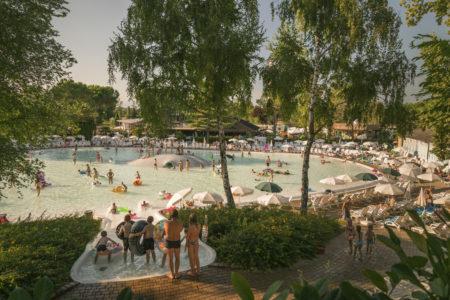 Premium Camping am Gardasee: Camping Altomincio Family Park