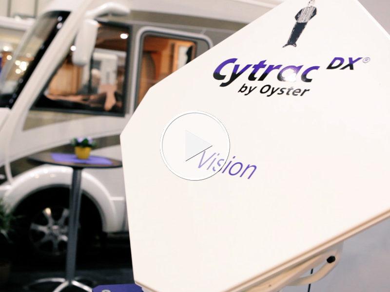 Premium Camping Satellitenschüssel: Brillanter Fernsehgenuss im Urlaub