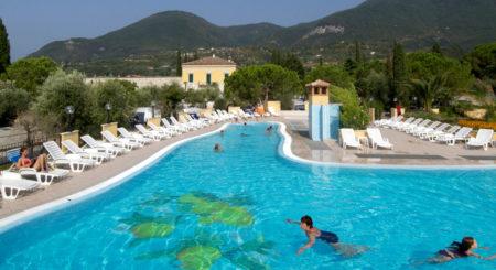 Premium Camping Toscolano am Gardasee in Italien