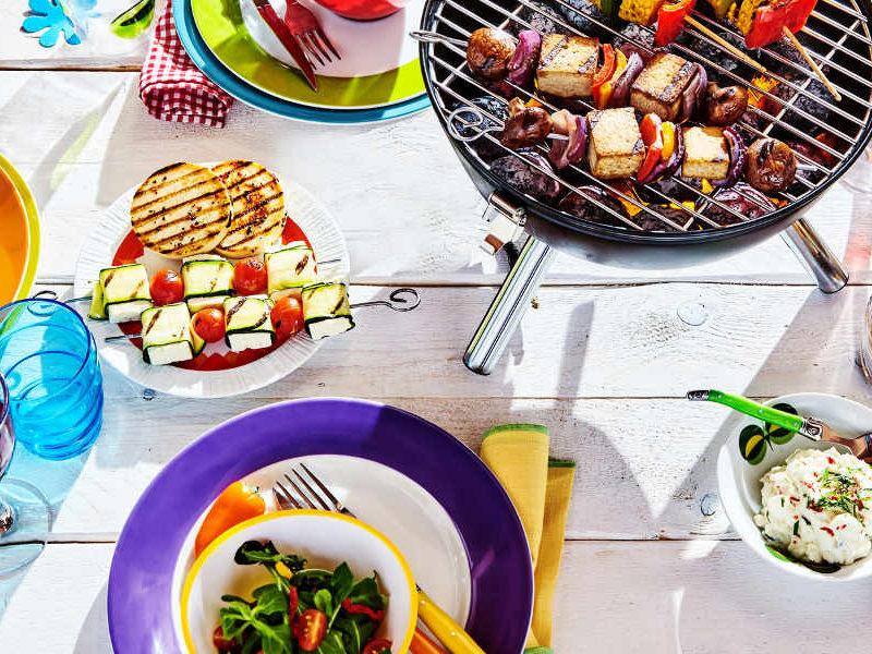 Premium Camping: Einfach Grillen! Grillrezepte fürs Camping
