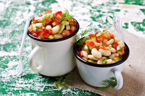 Grillrezepte: Salat