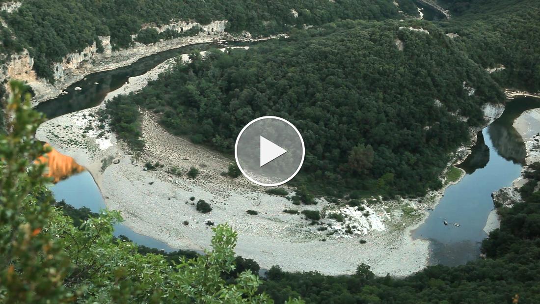 Premium Camping in Frankreich: Panoramastraße Haute Corniche