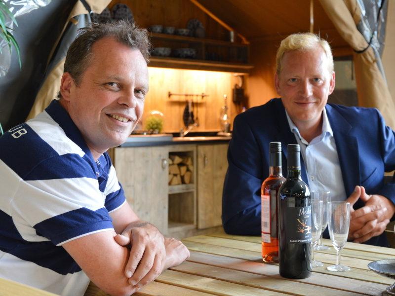 Auf Safari in Holland – Premium Camping zu Besuch bei Luxetenten - Patrick Damen Interview