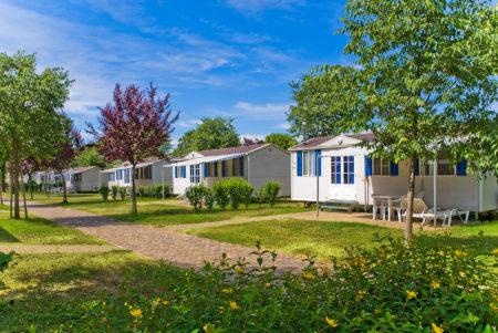 Premium Camping Del Garda Village & Camping am Gardasee in Italien