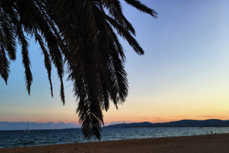Strand Côte d'Azur