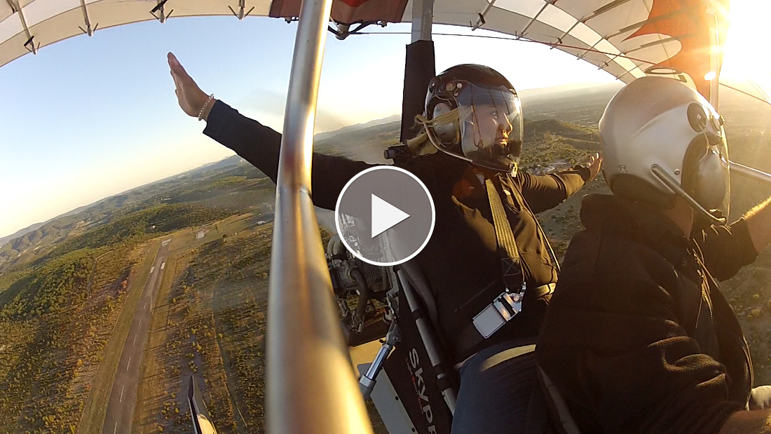 Könige der Lüfte: Ultraleichtfliegen mit Ultra Léger Motorisé