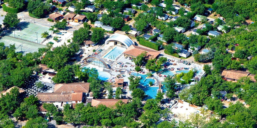 Premium Camping Le Ranc Davaine am Gardasee in Italien
