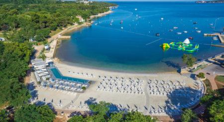 Premium Camping Lanterna - Urlaub in Istrien in Kroatien