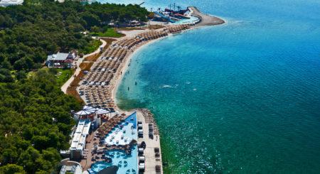 Premium Camping in Kroatien: Der Camping Solaris auf dem Solaris Beach Resort