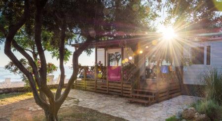 Premium Camping in Kroatien: Camping Strasko in Dalmatien