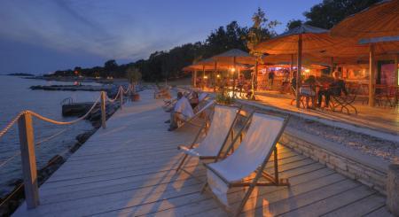 Premium Camping Bijela Uvala in Istrien in Kroatien
