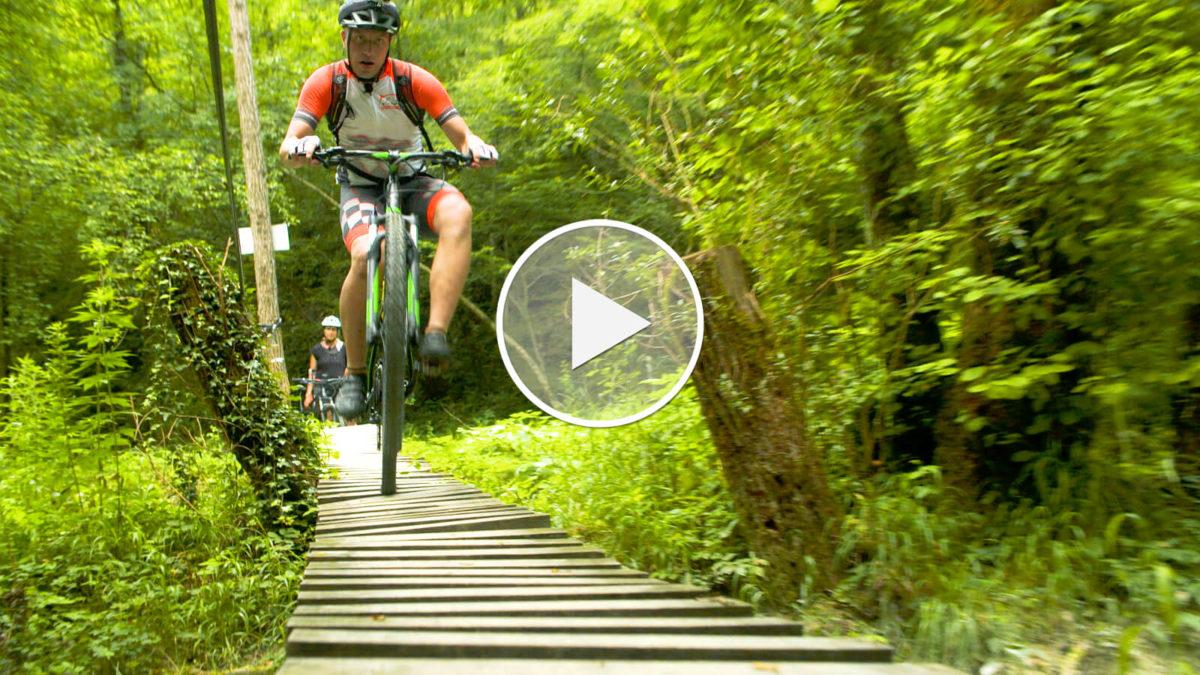 Premium Camping: Mountainbike-Tour im Hinterland von Istrien