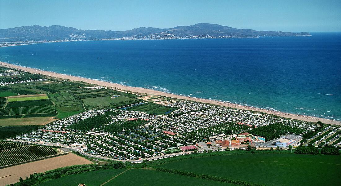 Premium Camping an der Costa Brava: Camping Las Dunas