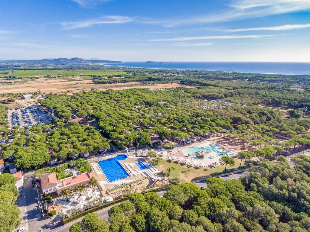 Premium Camping an der Costa Brava: Camping Cypsela Resort