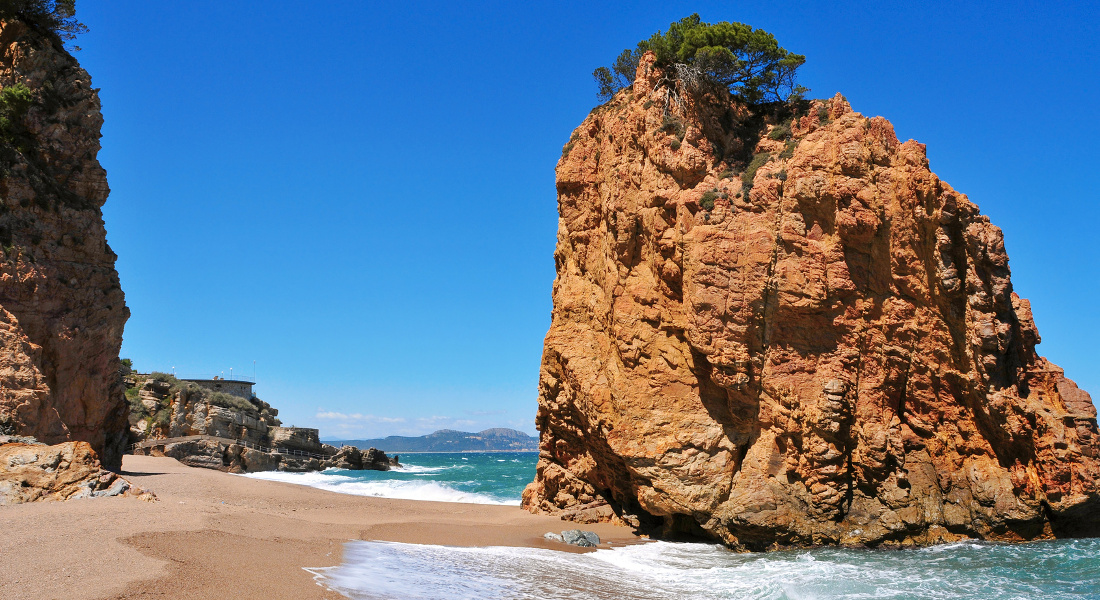 Costa Brava Urlaub - Illa Roja