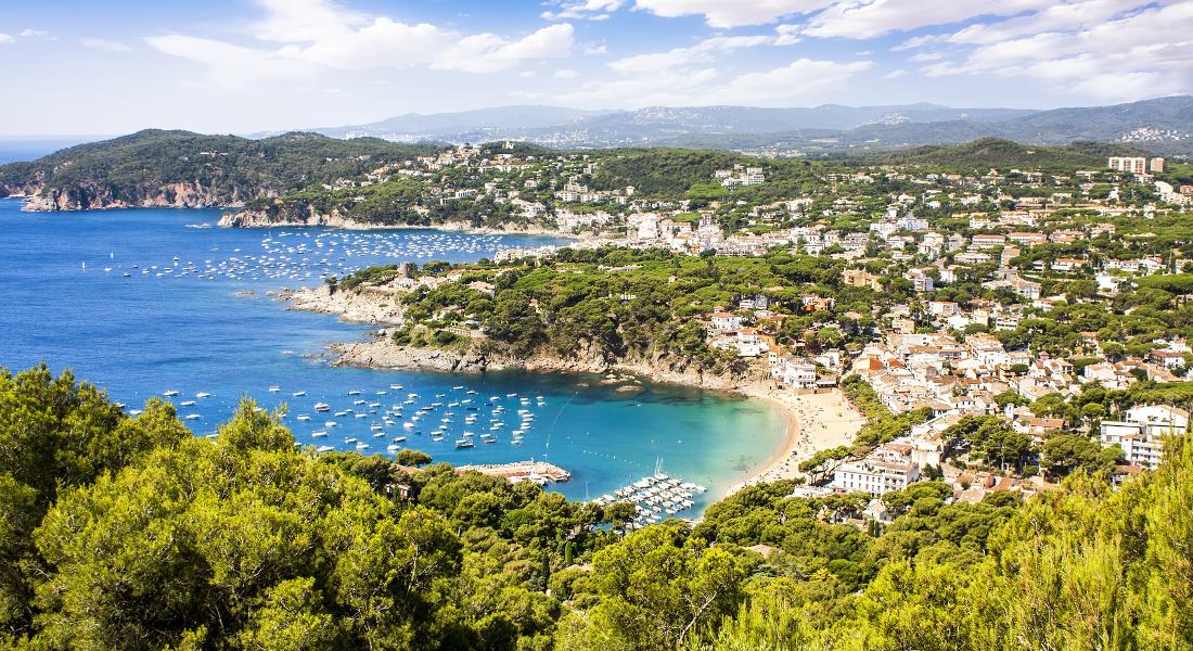 Costa Brava Urlaub - Calella de Palafrugell