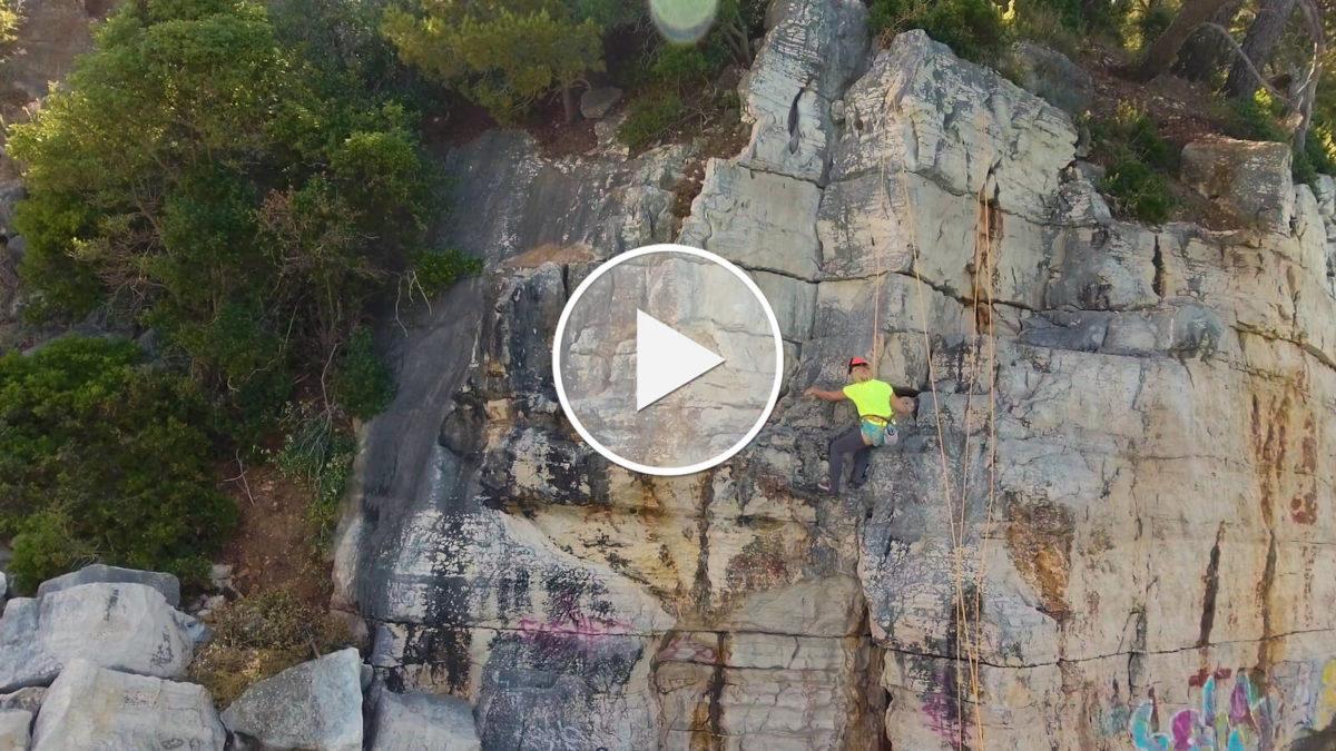 Premiumcamping Klettern am goldenen Kap