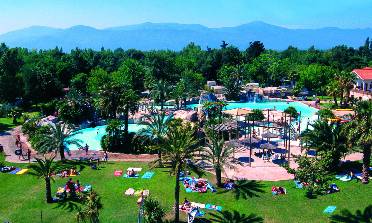 Premium Camping Village Camping Spa Mar I Sol in Languedoc-Roussillon