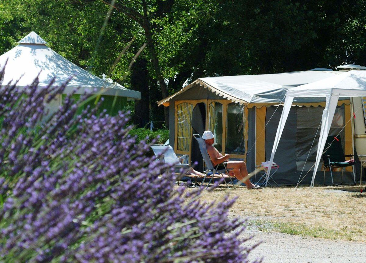 Premium Camping in der Provence: Camping L'Hippocampe