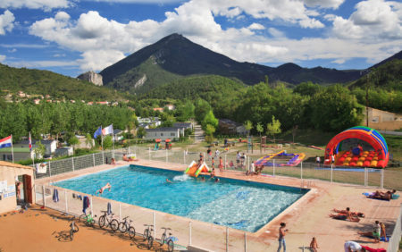 Premium Camping in der Provence: Camping International