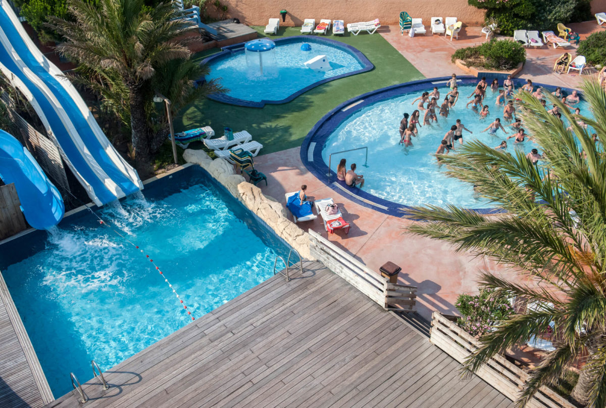 Premium Camping Mar Estang in Languedoc-Roussillon