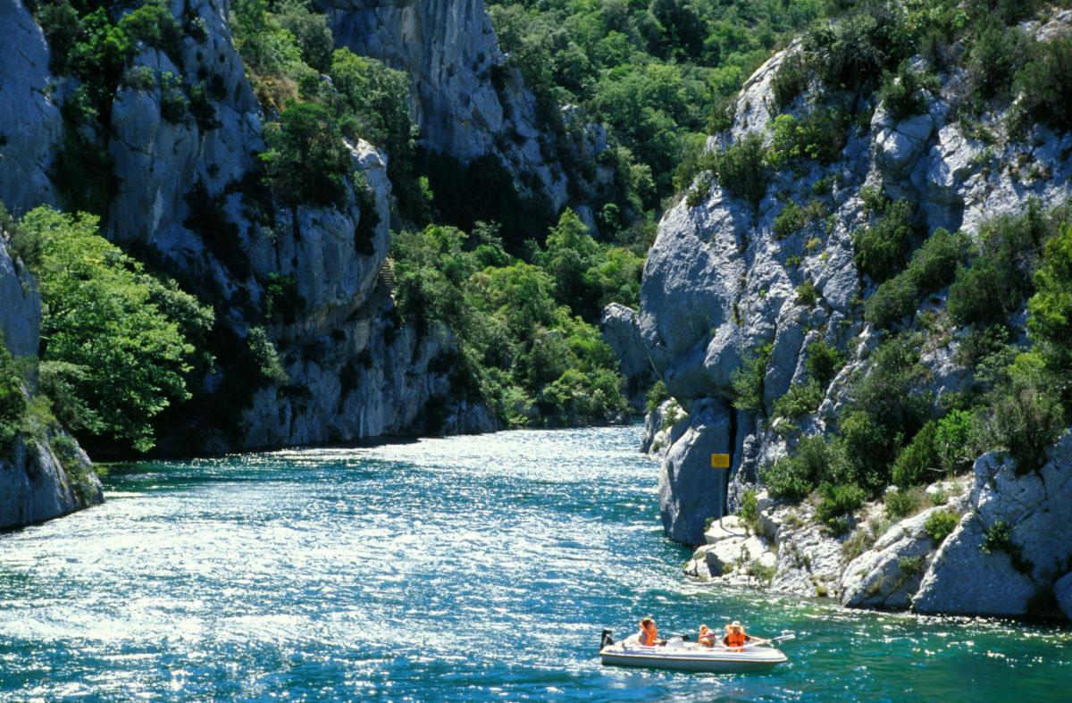 Premium Camping in der Provence: Camping Les Lacs du Verdon