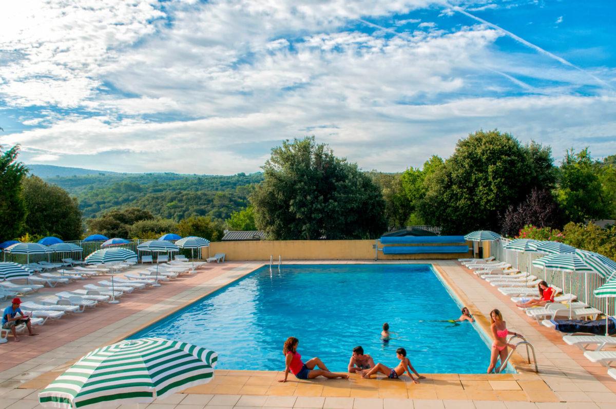 Premium Camping in der Provence: Camping Coteau de la Marine