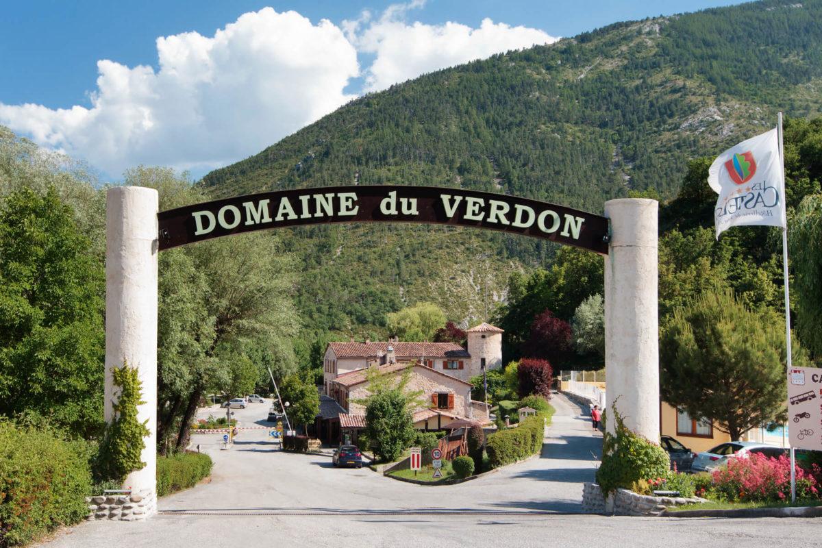 Premium Camping in der Provence: Camping Domaine du Verdon
