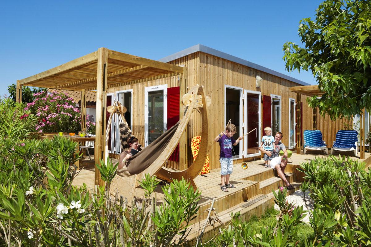Premium Camping Domaine de la Dragonnière in Languedoc-Roussillon