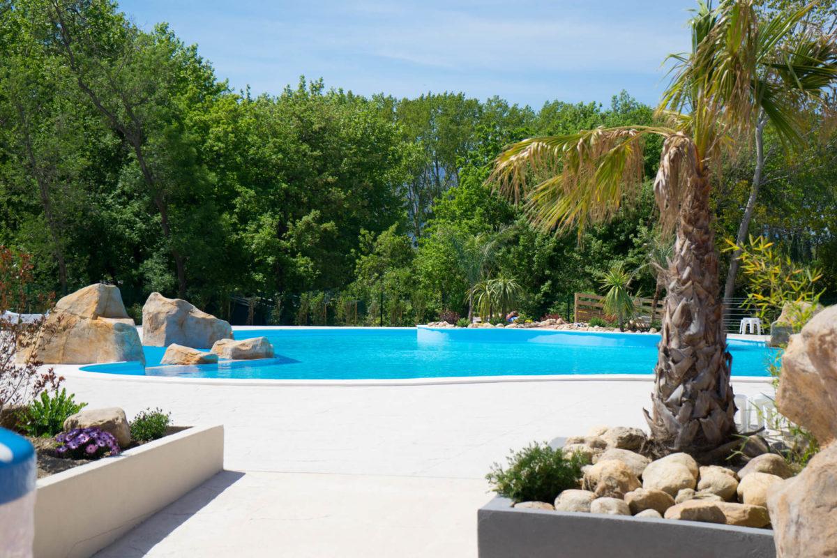Premium Camping La Chapelle in Languedoc-Roussillon