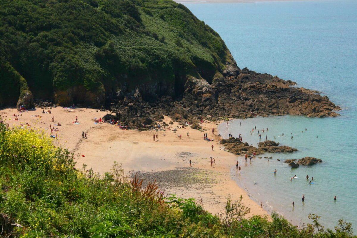 Premium Camping in der Bretagne: Camping Le Châtelet