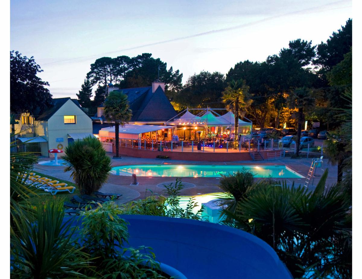 Premium Camping in der Bretagne: Camping Le Port de Plaisance