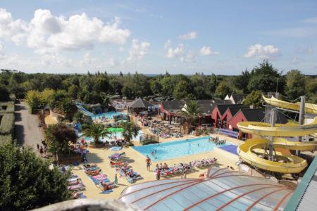 Premium Camping in der Bretagne: Camping L'Atlantique