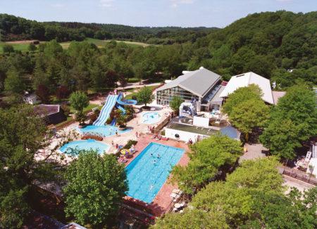 Premium Camping in der Bretagne: Iris Parc Le Ty Nadan