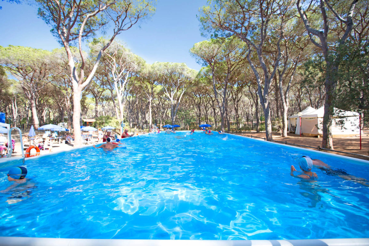 Premium Camping in der Toskana: Camping Le Marze