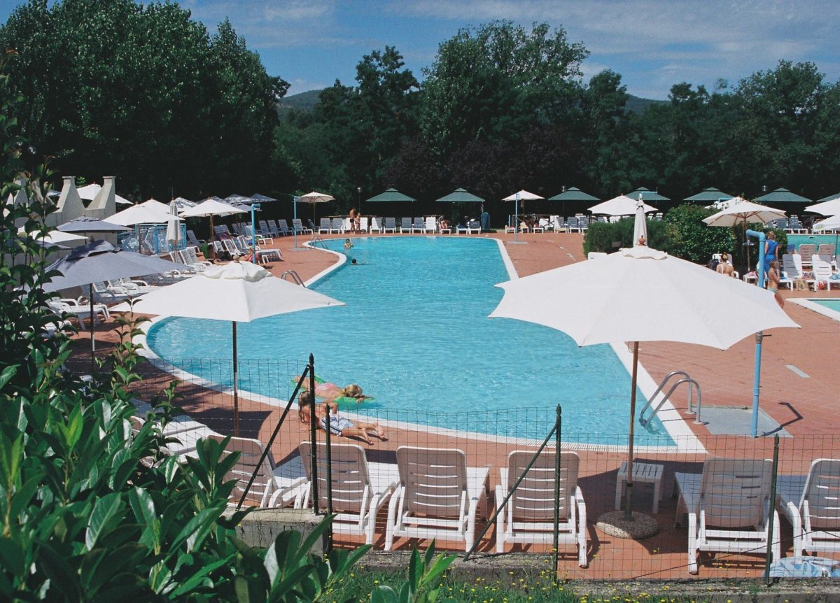 Premium Camping in der Toskana: Camping La Chiocciola