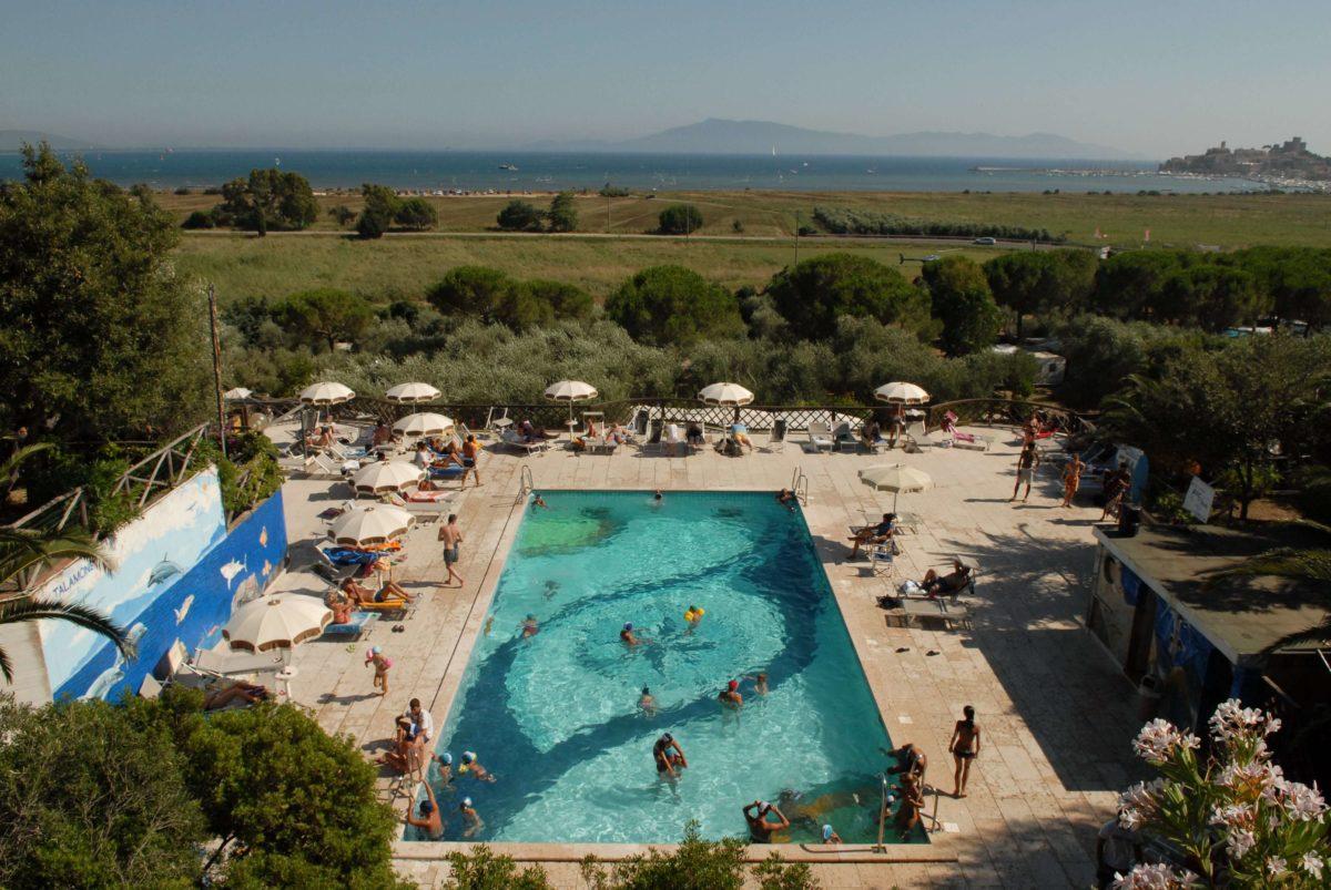 Premium Camping in der Toskana: Camping Talamone