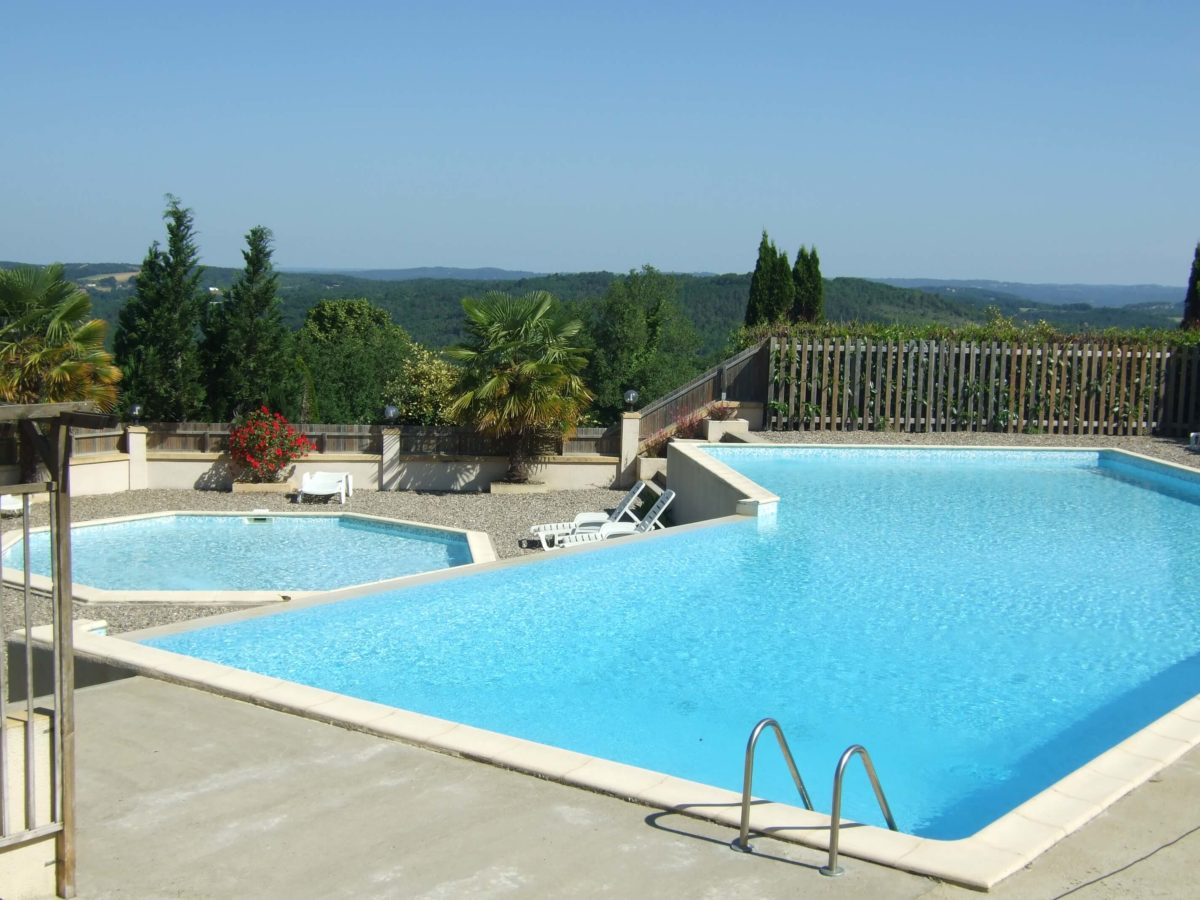 Premium Camping in der Dordogne: Camping Le Daguet