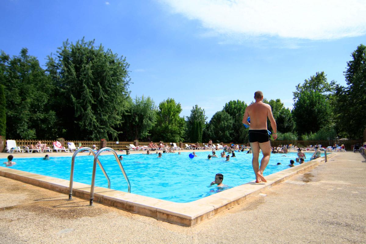 Premium Camping in der Dordogne: Camping Beau Rivage