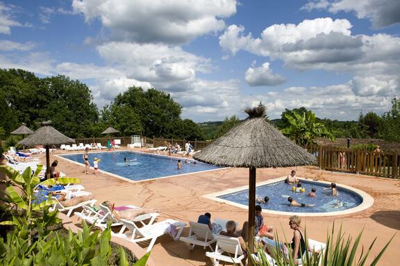 Premium Camping in der Dordogne: Camping Mas