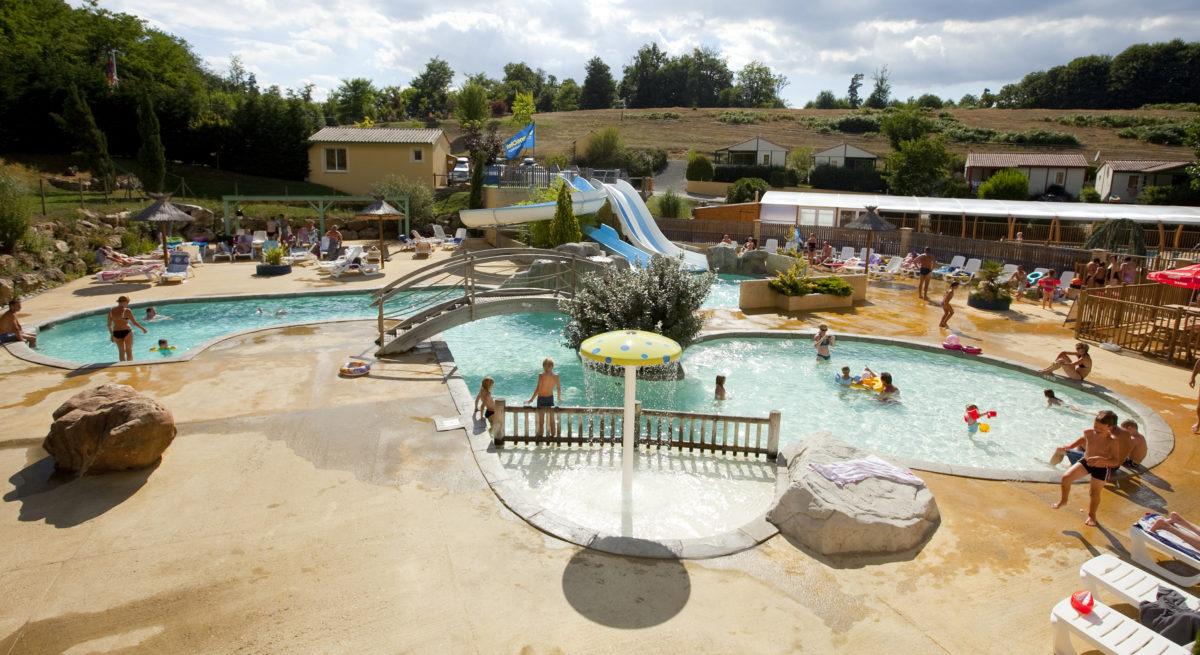 Premium Camping in der Dordogne: Camping L'Escapade
