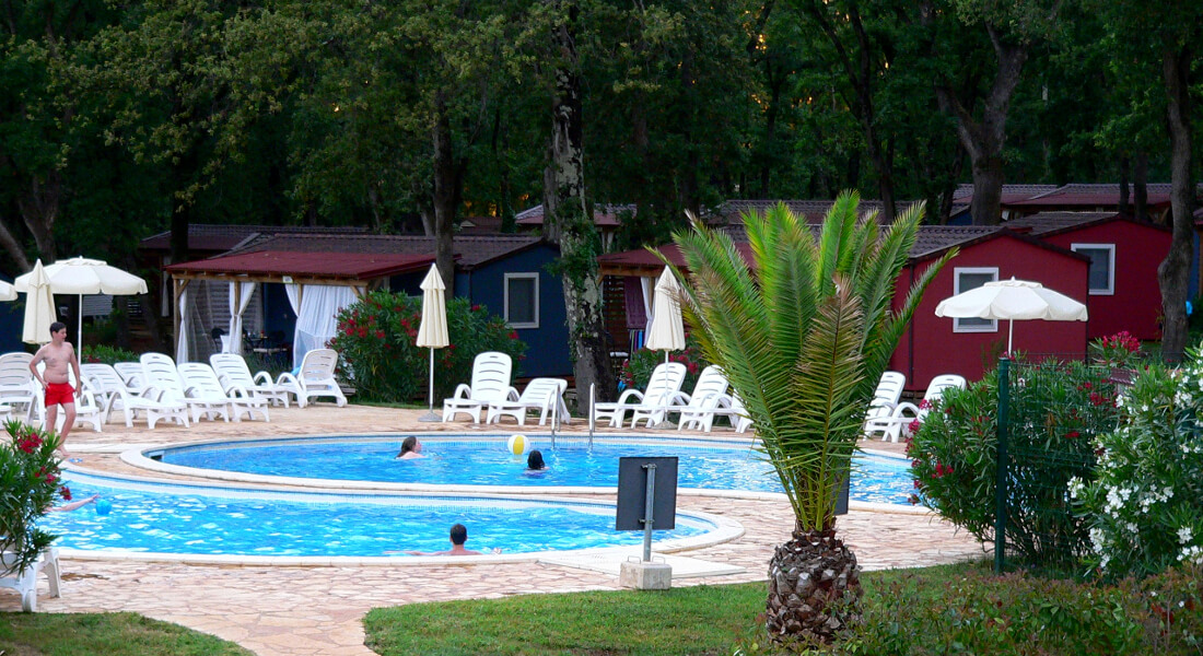 Familie Schmidt im Urlaub in Kroatien mit Kindern - Premium Camping