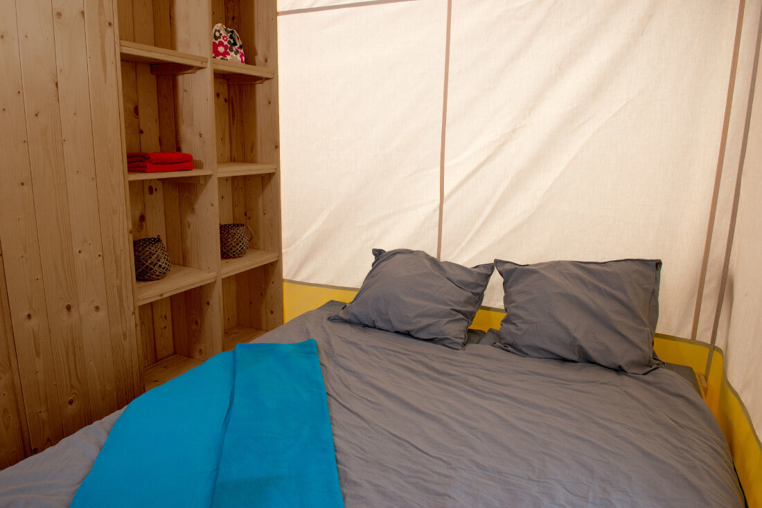 Premiumcamping.de stellt vor: Das Safarizelt Kalahari von Vacansoleil