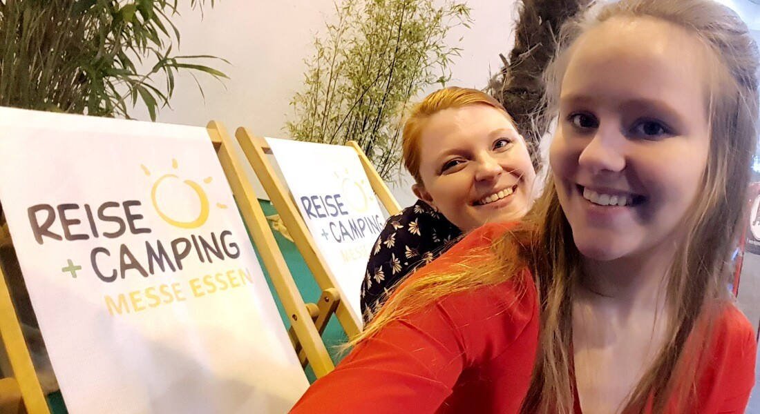 Camping 2018: Highlights der Reise + Camping Messe in Essen - Premiumcamping.de