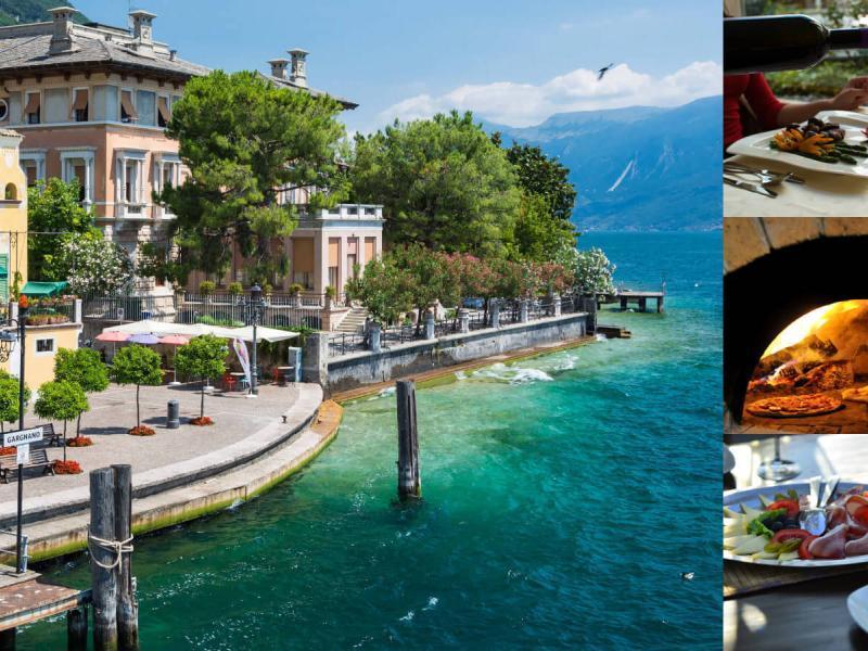 Gardasee Urlaub: Die besten Restaurants am Lago di Garda - Premiumcamping.de