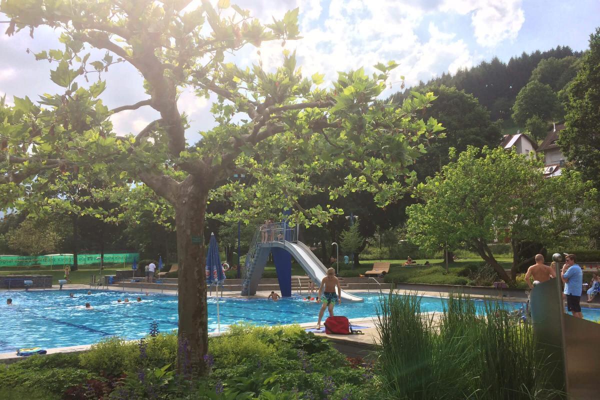 Premium Camping in Deutschland: Camping Kinzigtal im Schwarzwald - Premiumcamping.de