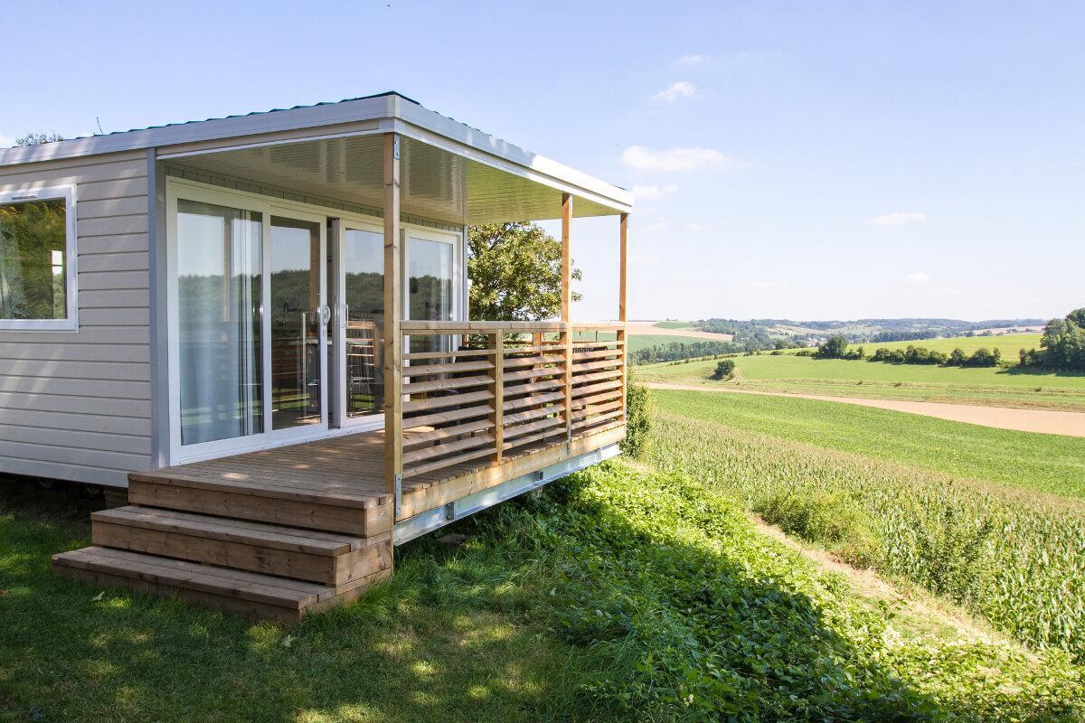 Premium Camping in Holland: Camping Gulperberg Panorama in Gulpen in Limburg - Premiumcamping.de
