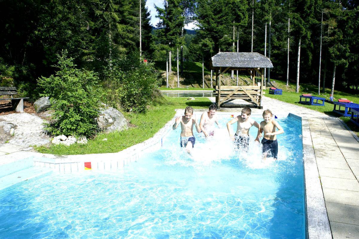Premium Camping in Deutschland: Camping Lackenhäuser in Bayern - Premiumcamping.de