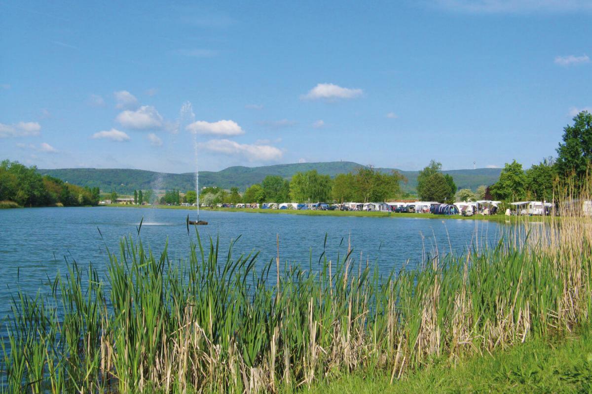Premium Camping in Deutschland: Camping Bad Dürkheim in Rheinland-Pfalz - Premiumcamping.de